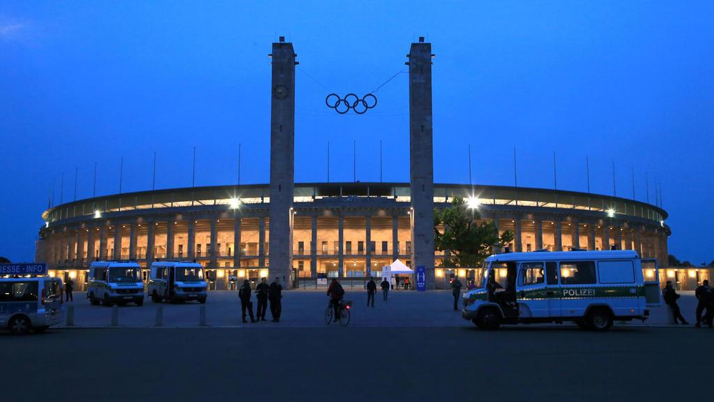 Um auf eine schwarze Null zu kommen, müssten mindestens 15.000 Zuschauer ins Stadion kommen, laut klubinterner Hertha-Rechnung