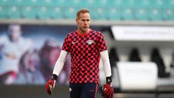 Der starke Schlussmann von RB Leipzig: Péter Gulácsi