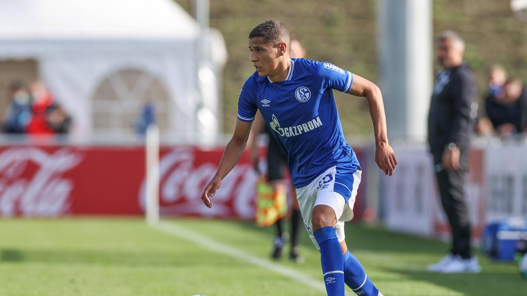 Hat beim FC Schalke 04 noch bis 2024 Vertrag: Amine Harit