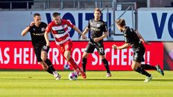 Kein Sieger zwischen Heidenheim und Osnabrück