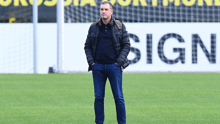 Sportdirektor beim BVB: Michael Zorc