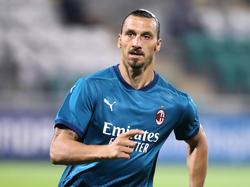 Zlatan promete regresar a los campos todavía más fuerte.