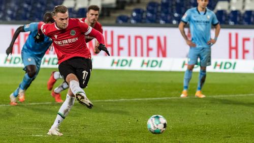Hannover setzte sich gegen Bochum durch