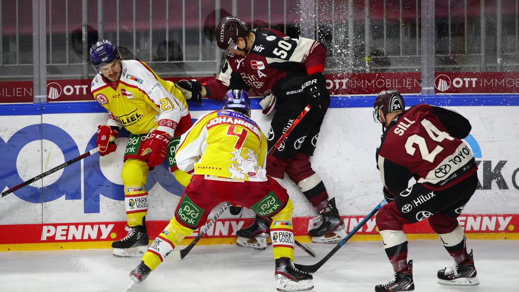 Eishockey, DEL: Düsseldorfer EG gewinnt Penalty-Krimi gegen Kölner Haie