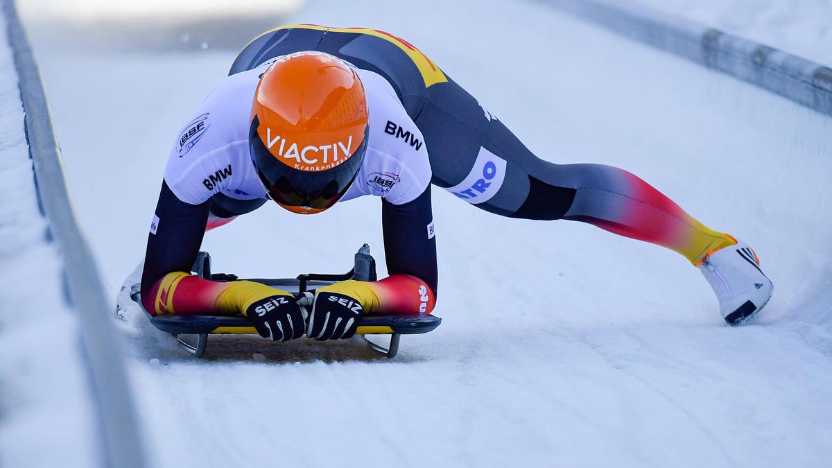Jacqueline Lölling liegt stark im Rennen