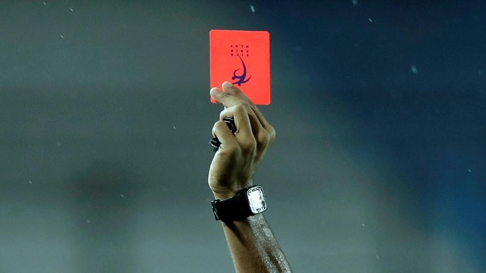 Kurioser Platzverweis in Brasiliens dritter Liga