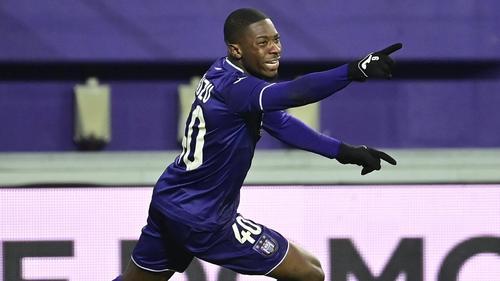 Eintracht Frankfurt soll Francis Amuzu beobachten