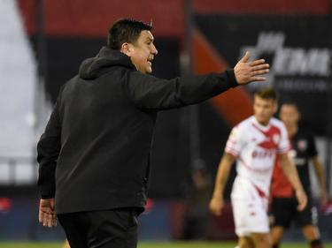 Germán Burgos inicia su andadura como primer técnico.
