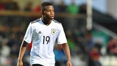Youssoufa Moukoko vom BVB ist bei der U21-EM dabei