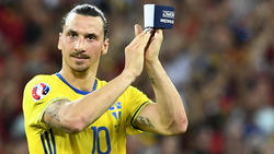 Zlatan volverá a vestirse de amarillo con su selección.