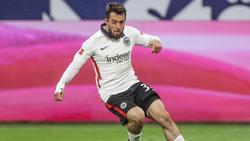 Amin Younes möchte bei Eintracht Frankfurt Wurzeln schlagen