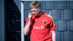 Noch nicht wieder fit: Kevin De Bruyne