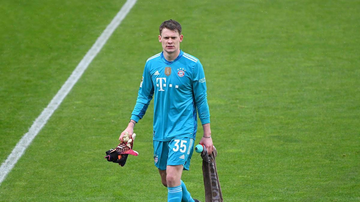 Bleibt Alexander Nübel beim FC Bayern?