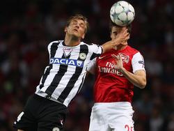 Knapper Sieg für Arsenal