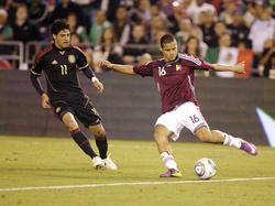 2011: Kein Sieger zwischen Mexiko und Venezuela