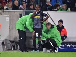 Ibrahima Traoré - Borussia Mönchengladbach