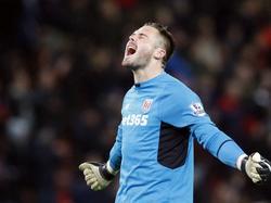 Stoke City verlängerte mit Torwart Jack Butland bis 2021