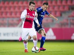 Amin Younes (l.) hat sich bei Ajax durchgesetzt