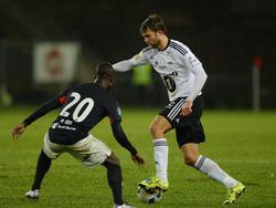 Auch Skjelvik (r.) fällt für das Länderspiel gegen Deutschland aus