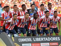 El Atlético Junior se acerca a otro título nacional en Colombia. (Foto: Getty)