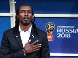 Aliou Cissé führte den Senegal 2002 ins Viertelfinale