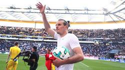 Alexander Meier verabschiedete sich am Ende der vergangenen Saison aus Frankfurt