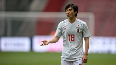 Dank seiner Offensivpower international begehrt: Shoya Nakajima