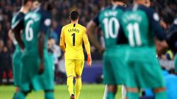 Hugo Lloris erwies den Spurs einen Bärendienst