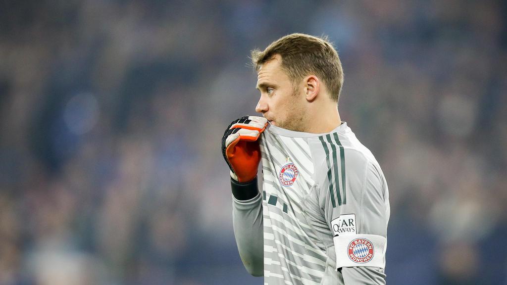 Manuel Neuer vom FC Bayern ist nicht mehr der beste Bundesliga-Torwart