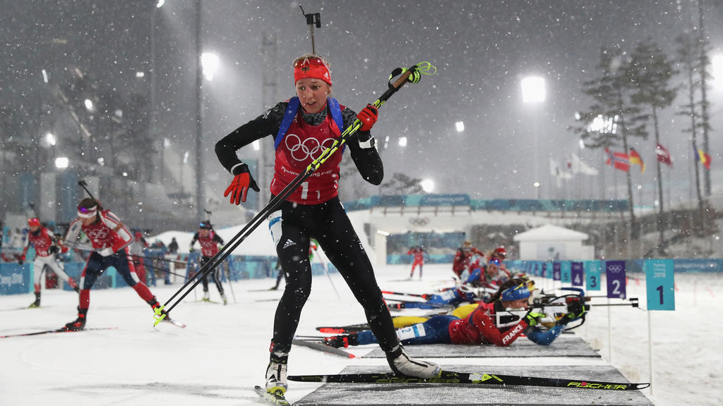 Biathlon Wm 2019 Live Tv Ticker Und Stream Alle Infos Und Termine