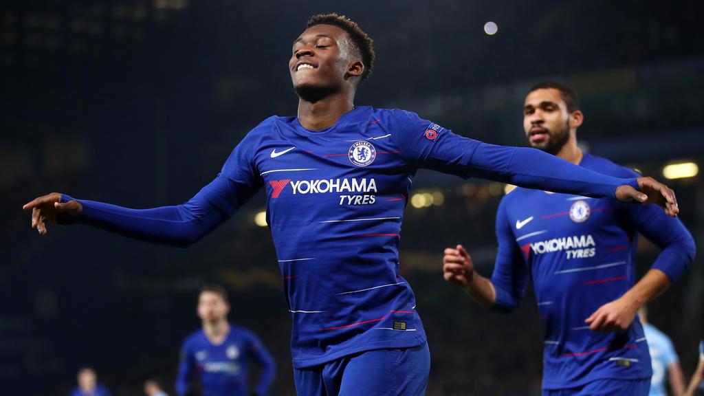 Der FC Chelsea steht im Achtelfinale der Europa League