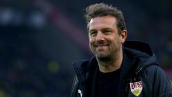 Markus Weinzierl glaubt an die Chance des VfB Stuttgart