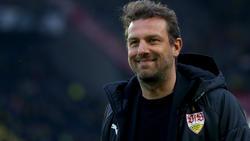 Markus Weinzierl bleibt vorerst Trainer des VfB Stuttgart