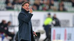 Bruno Labbadia hört im Sommer beim VfL Wolfsburg auf