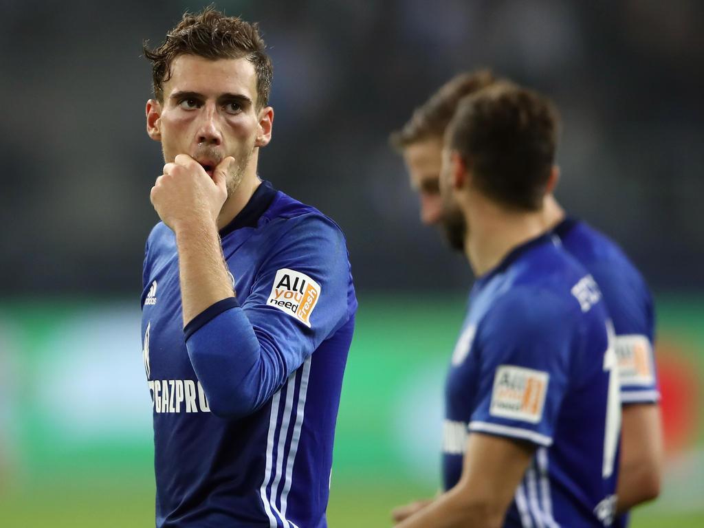 Leon Goretzka hat den Bayern angeblich eine mündliche Zusage gegeben