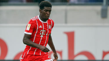 Ein später Treffer von Kwasi Wriedt reichte dem FC Bayern nicht zum Sieg