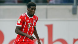 Kwasi Wriedt erzielte den 1:0-Siegtreffer für die Bayerns zweite Mannschaft