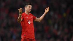 Faustpfand und Risiko: Robert Lewandowski ist beim FC Bayern unangefochten