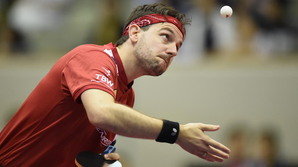 Timo Boll und das DTTB-Team sind Europameister