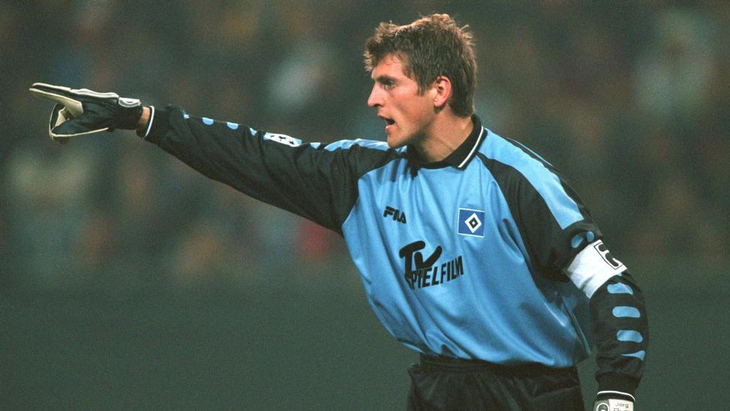 Hans Jörg Butt stand 160 Mal für den HSV zwischen den Pfosten
