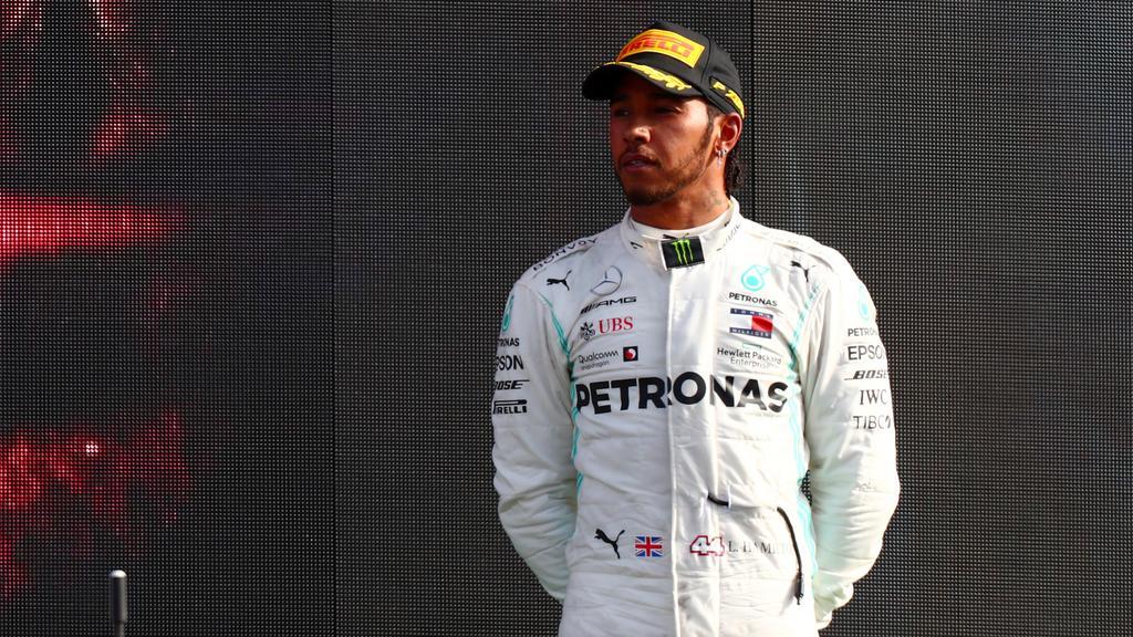 Lewis Hamilton war bei Mercedes nicht erste Wahl