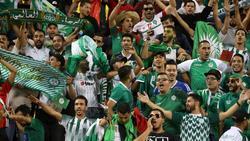 Wydad-Casablanca spielte im Pokal gegen AS FAR Rabat