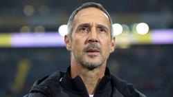 Eintracht-Frankfurt-Trainer Adi Hütter warnt vor Leverkusens Kai Havertz
