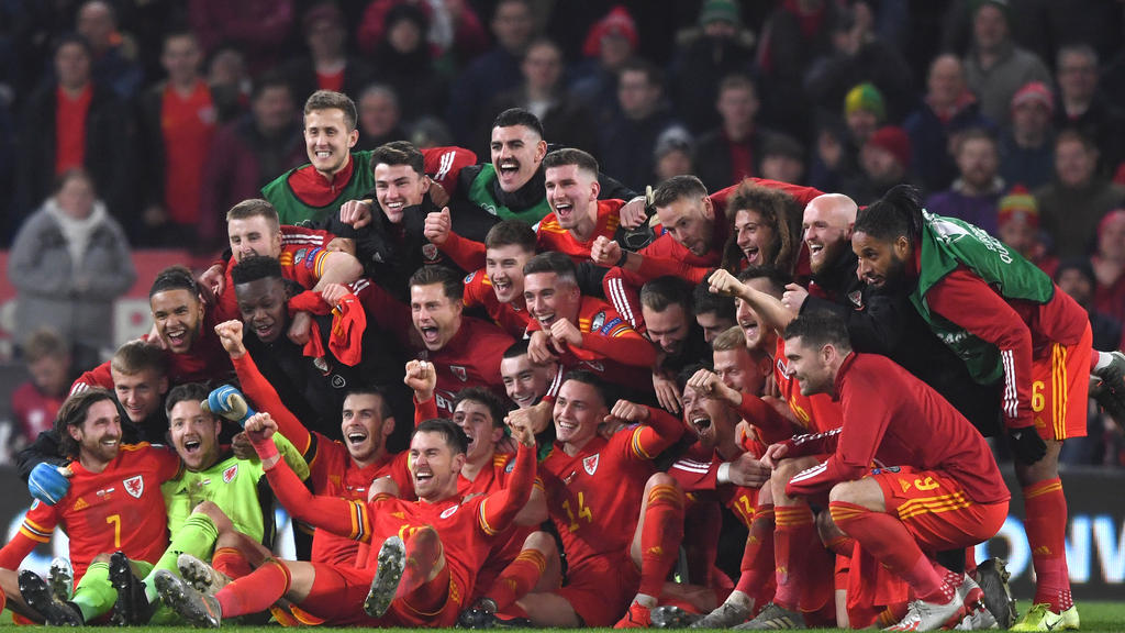 Calendrier Portugal Euro 2020.Qualif Euro Acutalites Ramsey Fires Wales To Euro 2020