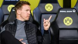 Julian Nagelsmann und RB Leipzig können Herbstmeister werden