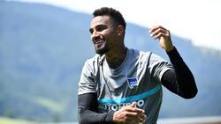 Kevin-Prince Boateng kehrte zu Hertha BSC zurück