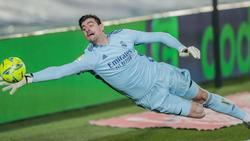 Thibaut Courtois verlängert bis 2026 bei Real Madrid