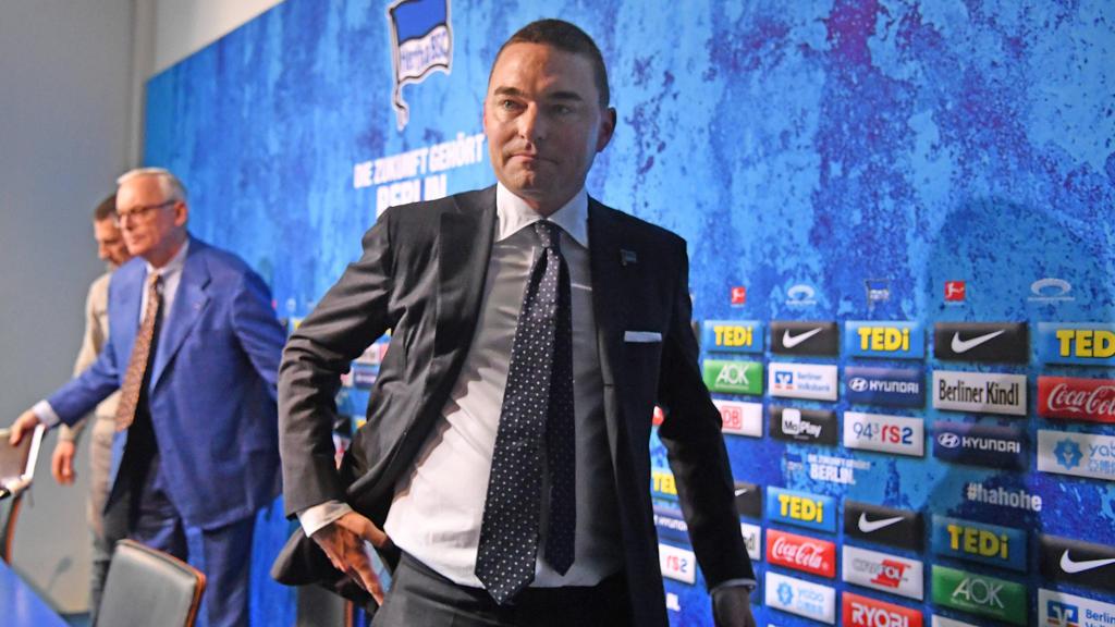 Neuer starker Mann bei Hertha BSC: Lars Windhorst