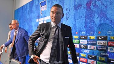 Lars Windhorst will mit Hertha BSC hoch hinaus