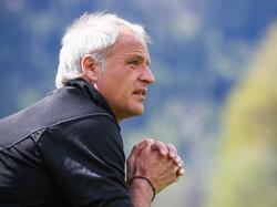 Heimo Pfeifenberger begrüßt den nächsten Österreicher